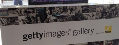 Getty Images Gallery is one of #OURLDN - W1.