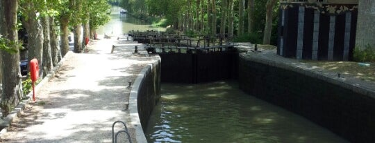 Grand Bassin is one of Canal du Midi.