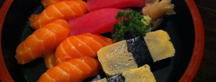 Ai Sushi is one of Enjoy eating :) .