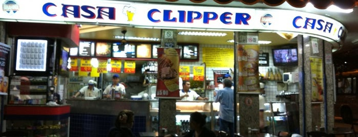 Clipper is one of After-beach Type of Hungry.
