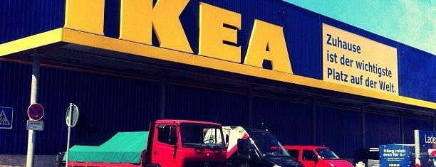 IKEA is one of Lieblings Einkaufplätze.