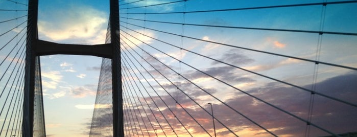 Second Severn Bridge Crossing is one of Harry Potter & The Mayor Of Diagon Alley.