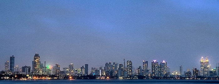 Worli Sea Face is one of city of dreams.