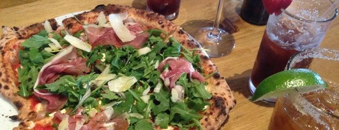 Pizzeria Verita is one of Burlington's Best Food & Drink.