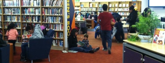 Queens Library at Sunnyside is one of Queens Library Customer Tips.