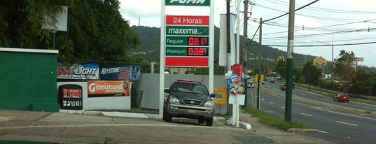 Puma Gas Station is one of My Places.