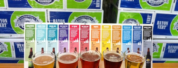 Green Flash Brewing Company is one of San Diego Brewery and Beer Pubs.