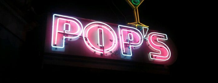 Pop's Bar is one of Must-visit Dive Bars in San Francisco.
