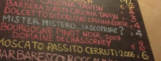 Ristorante Consorzio is one of Luoghi da provare.
