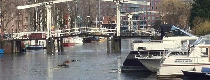 Nieuwe Teertuinen is one of Guide to Amsterdam's best spots.