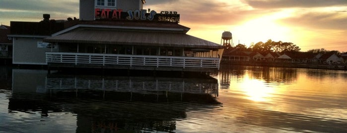 Barefoot Landing is one of Guide to Myrtle Beach's best spots.
