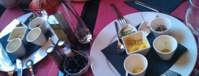 Resto Rood is one of To-Do in Ghent.