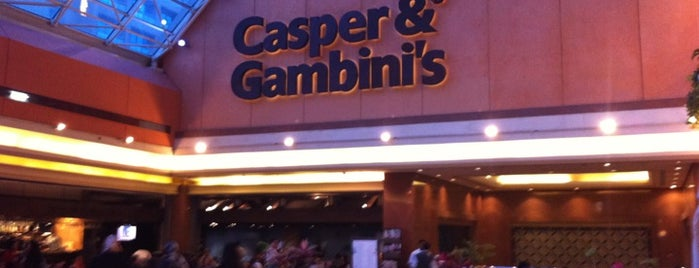 Casper & Gambini's is one of Cairo's Best Spots & Must Do's!.