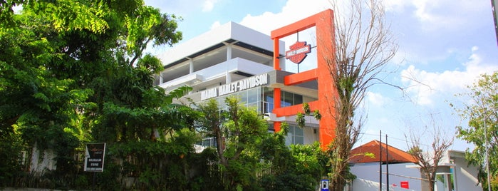 Mabua Harley-Davidson is one of Places2.