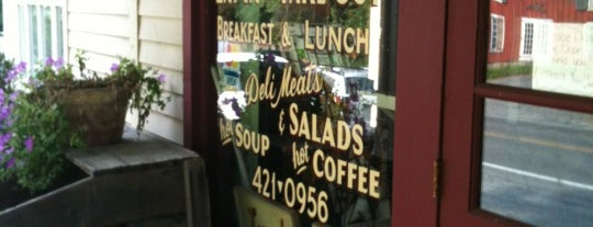 Shawnee General Store is one of My Favorite Places To Eat.