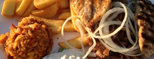 Grieks Restaurant Mythos is one of Top 10 dinner spots in Brunssum, Nederland.