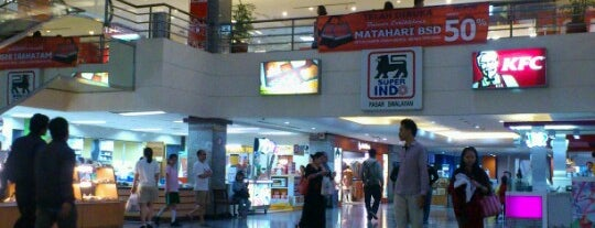 BSD Plaza is one of Malls in Jabodetabek.