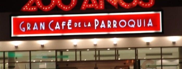 Gran Café de la Parroquia is one of All-time favorites in Mexico.