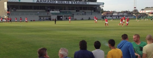 Armand Melis Stadion | KFC Dessel Sport is one of Jupiler Pro League and Belgacom League - 2013-2014.