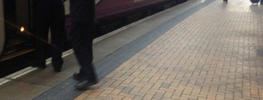 Platform 8 is one of Rail.