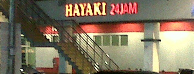 Hayaki Kopitiam is one of Guide to Kota Bharu's best spots.