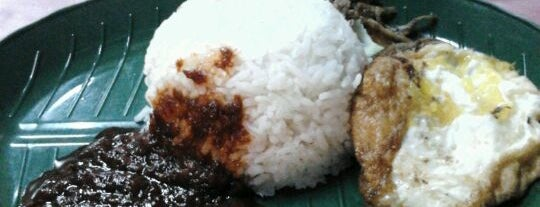Nasi lemak esso is one of Makan Time..