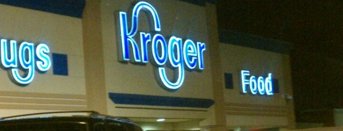 Kroger is one of Everyday Livin'.