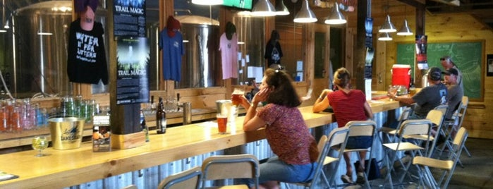Nantahala Brewing Company is one of NC Breweries.