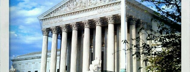 Supreme Court of the United States is one of Moderator Central.