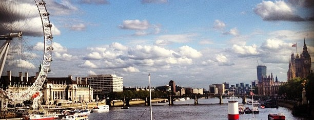 South Bank is one of London for Terriers.