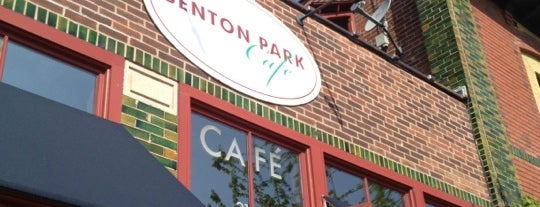 Benton Park Cafe & Coffee Bar is one of Cafes to visit.