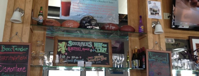 Breakwater Brewing Co. is one of San Diego Brewery and Beer Pubs.