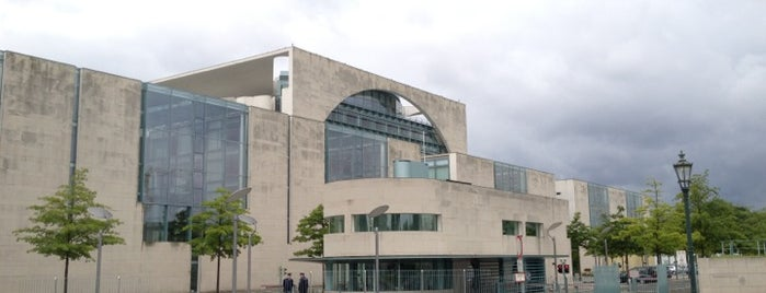Bundeskanzleramt is one of Berlin, must see!.