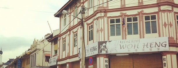 Joycipes Cafe is one of Jalan Jalan Ipoh Eatery.
