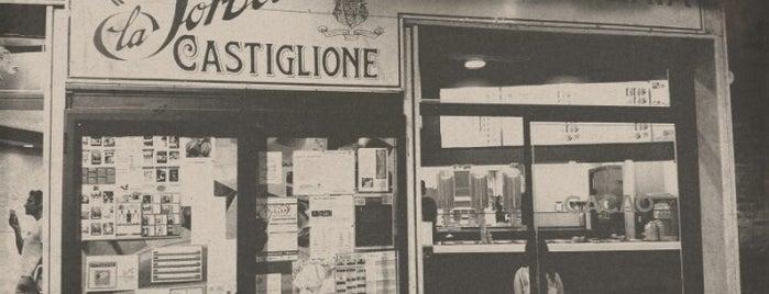 La Sorbetteria Castiglione is one of An ice cream in Bologna.