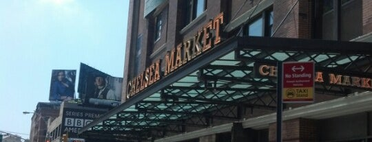 Chelsea Market is one of NYC's Chelsea, Garment District and NoMad.
