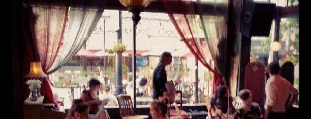 The Gypsy Den Grand Central Café is one of Spots for Live Music.