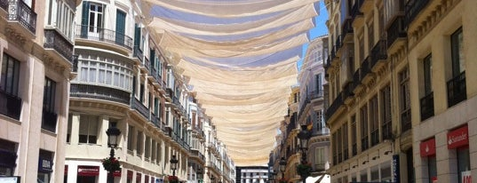 Marqués de Larios Street is one of Best places in Málaga, España.