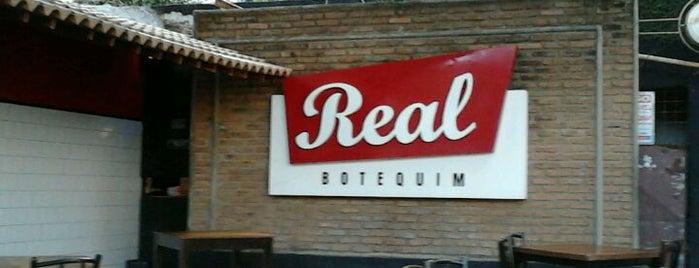 Real Botequim is one of Top picks for Bars/Melhores Barzinhos.