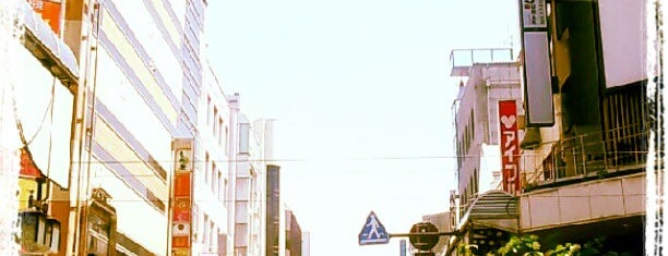 ローソン 盛岡中央通店 is one of LAWSON in IWATE.