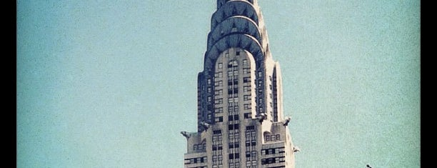 Chrysler Building is one of New York City's Must-See Attractions.