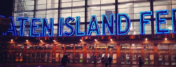 Staten Island Ferry - Whitehall Terminal is one of Annual 5 Boro Pub Crawl.