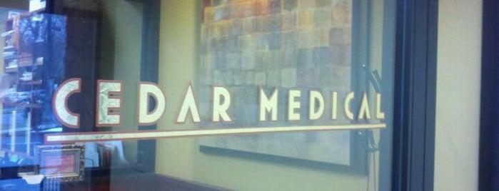 Cedar Medical is one of Medical Facilities.