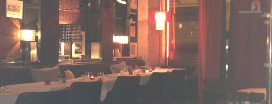 Livingstone NY Steak House is one of BURGER IN PARIS.