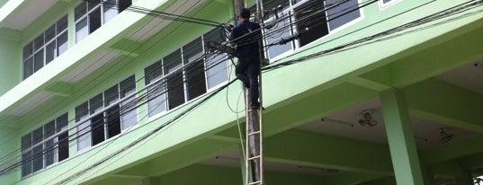 โรงเรียนเทศบาล4 is one of บ้านนราก่อนกลับยะลา.