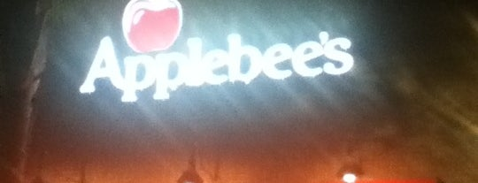 Applebee's is one of My Most Visited Places!.