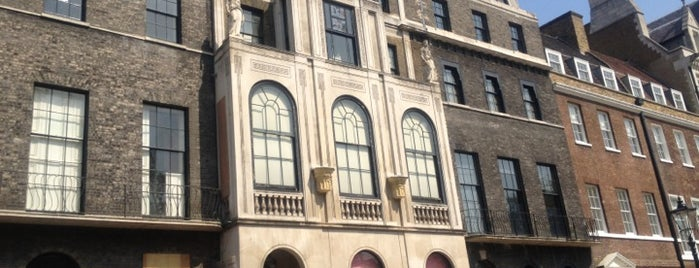 Sir John Soane's Museum is one of London's West End.