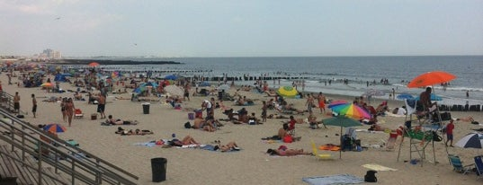 Rockaway Beach - 98th Street is one of Great Outdoor and Swimmies.