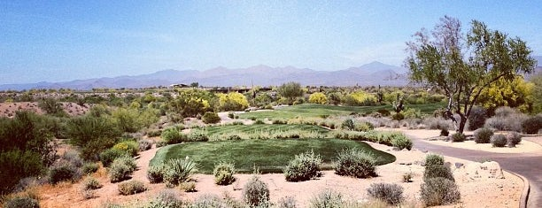 Wekopa Cholla Golf Course is one of All American's Golf Courses.