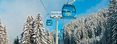 Bansko Gondola (Mid. Station) is one of Best of Bansko.